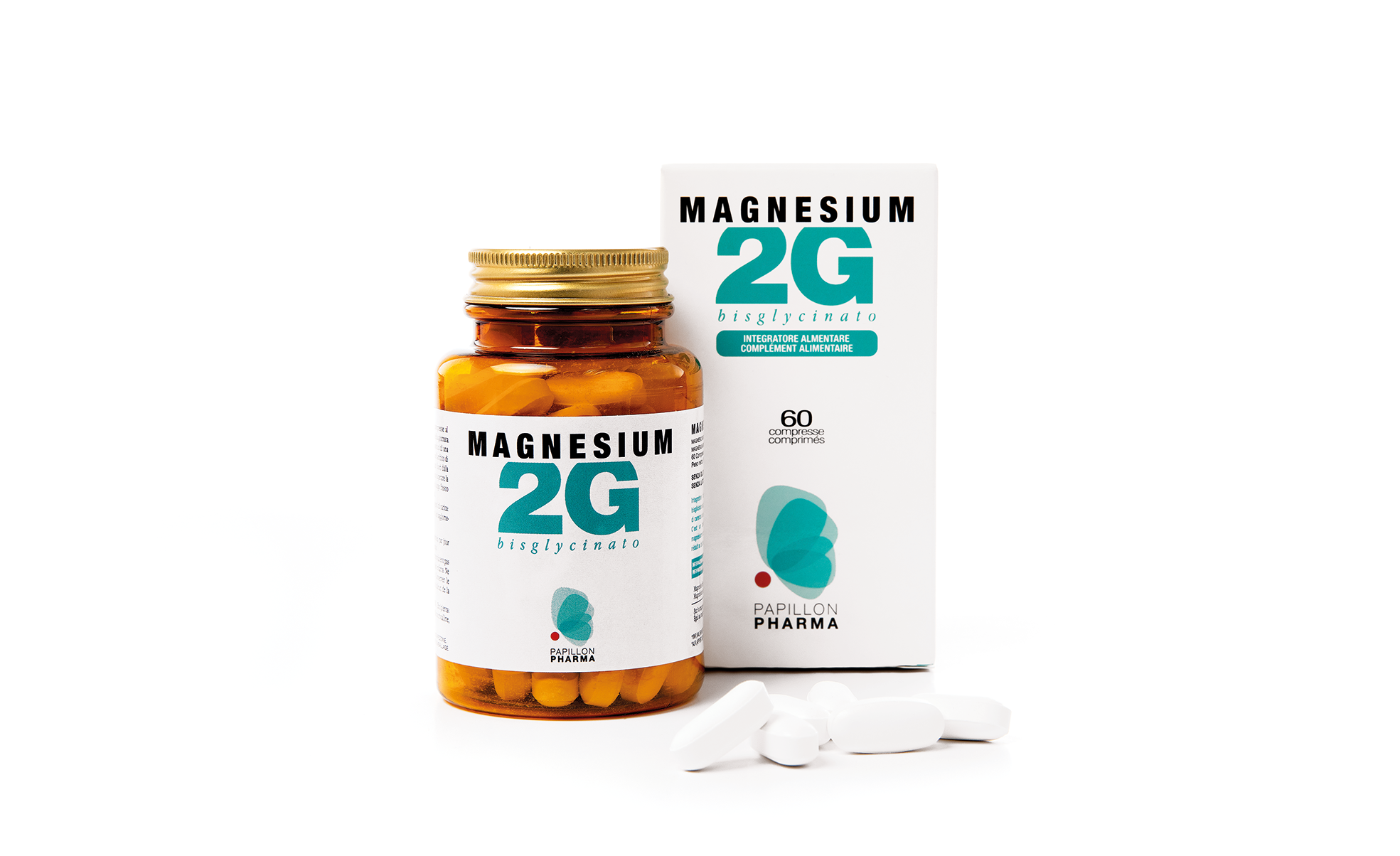 Products - Magnesium 2G the integrator suitable for all